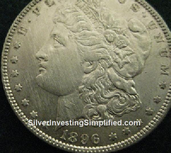 how to clean silver coins with baking soda